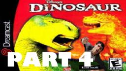 Charlie plays Disneys Dinosaur video game! Part 4