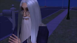 Sims 2- Harry Potter and the Sorcerers Stone- Ch.1.part 3