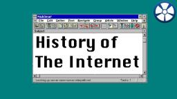 History of the Internet (Part 1) - Before The World Wide Web