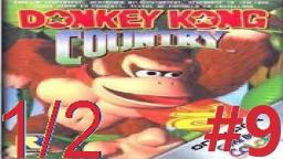 Lets Play Donkey Kong Country (GBC) (101% Deutsch) - Teil 9 Was für eine Dumpf-Backe! (1/2)