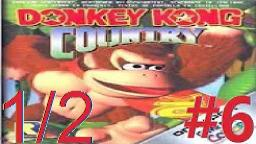Lets Play Donkey Kong Country (GBC) (101% Deutsch) - Teil 6 Eiszeit in der Allee! (1/2)