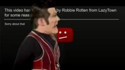 Robbie Rotten Deleting dirtgirlworld