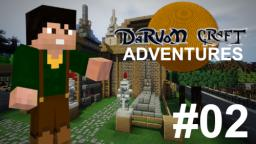 [DARVOMCRAFT ADVENTURES] Ep. 02 - Il Raduno (Modded Minecraft ITA - Tutorial - Porta con Password)
