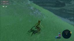 Zelda: Breath of the Wild - Shield Surfing