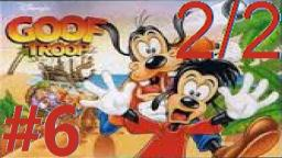Let´s Play Goof Troop (Deutsch) - Teil 6 Ein blinder Passagier namens Max! (2/2)