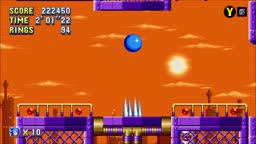 Sonic Mania Playthrough Part 16: Oil Ocean Zone (Act 1)