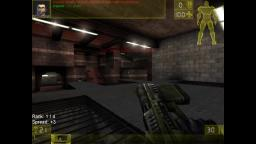 Unreal Tournament 99 Deathmatch on Malevolence