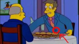 Steamed hams, but the changes are so feel and sparse you need to watch multiple times to notice