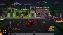 South Park - ManBearPig Kills Satan