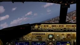 Air New Zealand 737-300 Crash [FSX]