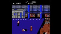 Renegade - Fighting - NES Gameplay