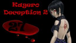 Lets Play Kagero_ Deception 2 (Blind_German_Übersetzen) part 27 - die knastis wollens wissen (720p