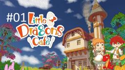 Let´s Play Little Dragons Café Part 01- Jani und Shadow