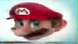 Kid pretends to be Mario and actually becomes Mario