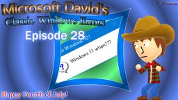 Microsoft Davids Classic Windows Errors (Episode 28)