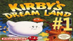 Let s Play Kirby's Dream Land - Teil 1