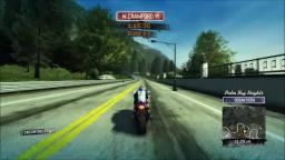 Burnout Paradise: Remastered - Motorcycle - PS4 Gameplay