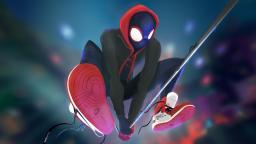 GO SEE SPIDERMAN INTO THE SPIDERVERSE