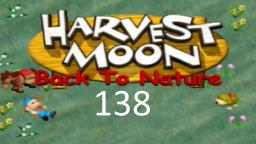Let´s Play Harvest Moon: Back To Nature ★ 138 ★ Relaxen im Schnee