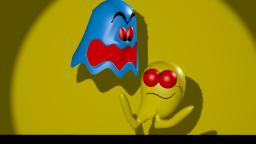 Midway Pac-Man animation test