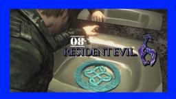 Ab in den Untergrund Part 08 (Deutsch) Let´s Play Resident Evil 6