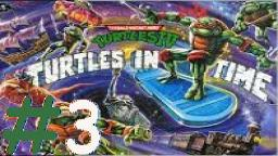 Let´s Play Together TMHT IV: Turtles in Time (Deutsch)  - Teil 3 (ENDE) Finale gegen Shredder!