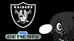 LA Raiders: Silver & Black Attack (Sega Genesis Remix)