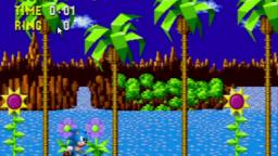 Sonic The Hedgehog Beta Remake Video