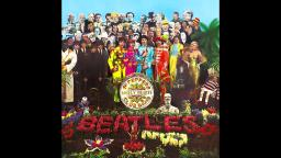 Sgt Peppers Day in the Life Vinyl Mono Rip (1967 Pressing, Capitol Records)
