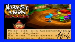 Harvest Moon Back To Nature Let´s Play ★ 164 ★ Teeblätter zum Geschenk