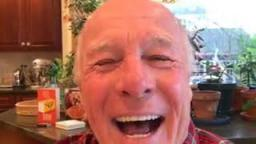 JACKIE THE JOKE MAN MARTLING TEASES TICO TELEMARKETERS AT COSTA RICAS CALL CENTER.