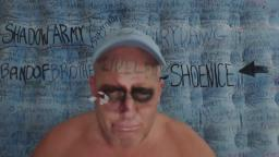 ShoeNice Rocky Balboa Vodka Liquor Bottle Slam