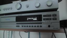 Got a denon dn-600f cd player with pitch control might have been used by radio stations and bars