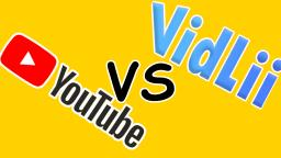VidLii VS YouTube | Animation