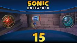 Lets Play Sonic Unleashed [Wii] (100%) Part 15 - Das Lebenparadies in den Gaia-Toren