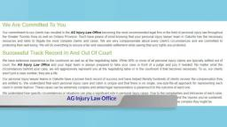 Accidental Death Lawyers Oakville - AG Injury Law Office (800) 870-3194