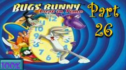Lets Play Bugs Bunny: Lost In Time (German / 100%) part 26 - Krümelsucher Doc (2/2)