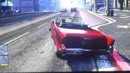 Gameplay de GTA V