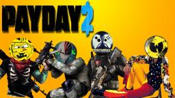 PayDay 2 - Trolling With FlashBangs