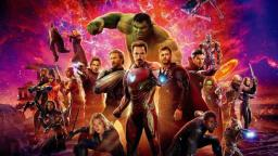 My Movie Review AVENGERS INFINITY WAR April 27, 2018