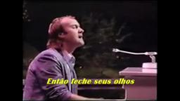 Phil Collins - Why Cant It Wait Til Morning? (1982) - Lyrics in Portuguese