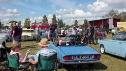 At Walton On The Naze Essex classic car show display event sept 2019 part 2