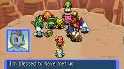 Pokemon Mystery Dungeon Red Rescue Team - I beat the game!! (Final Ending)