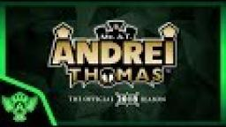 Welcome to Mr. A.T. Andrei Thomas The Official 2018 Season