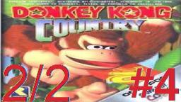 Lets Play Donkey Kong Country (GBC) (101% Deutsch) - Teil 4 Manky Kong dieser Verräter! (2/2)