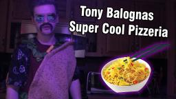 Tony Balognas Super Cool Pizzeria: Episode 1 - The Perfect Noodles