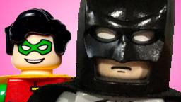 Lego Batman - Top Secret Mission