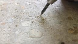 Trowel Polishing and Concrete Quality