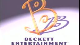 1998 Beckett Entertainment Logo