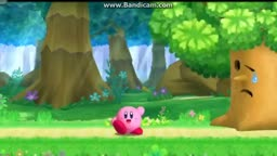 Kirby can dab.